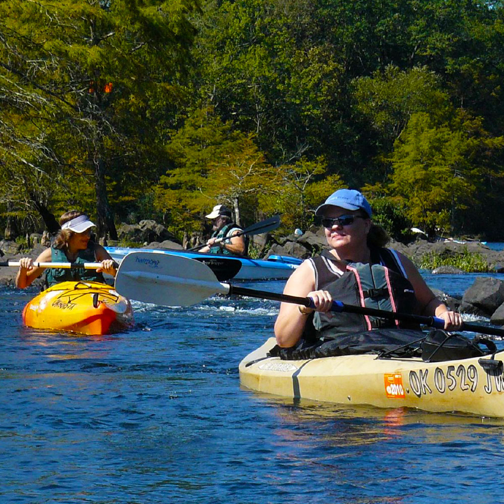 Float the Mountain Fork River