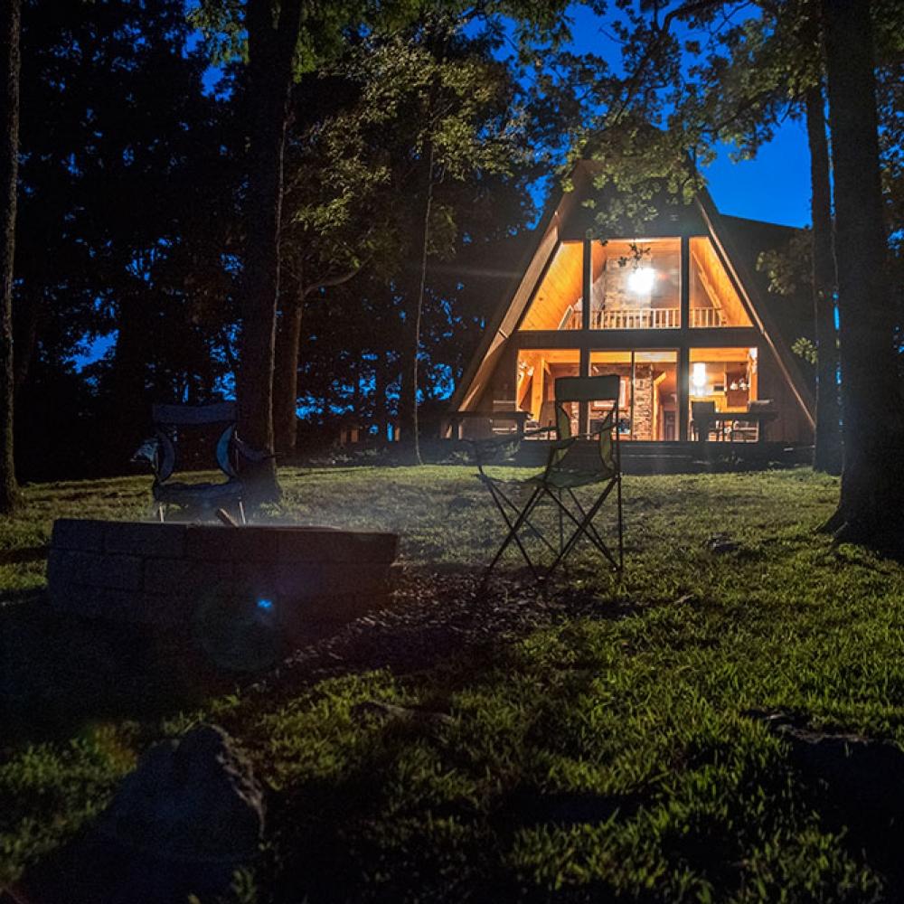 Oklahoma Cabin Rentals